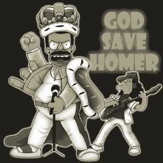 teechapowachaa: Los Simpsons
